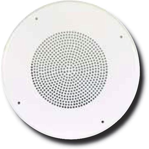"Bogen Communications SG8W Steel Ceiling Grille for 8"" Speakers (Semi-Gloss White Enamel)"
