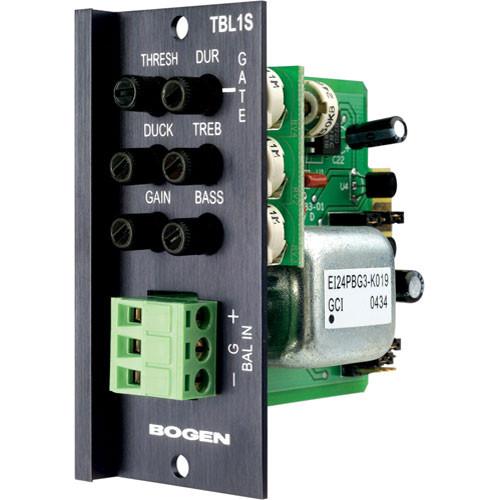 Bogen Communications TBL1S Transformer Balanced Input Module