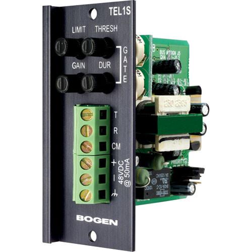 Bogen Communications TEL1S Telephone Input Module