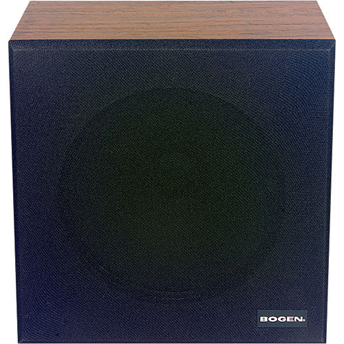Bogen Communications WBS8T725 Wall Baffle Speaker with Transformer
