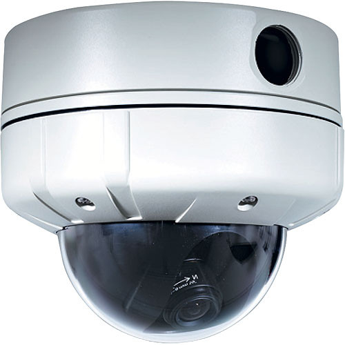 Bolide Technology Group BC1009AVAWD Vandal Proof Wide Dynamic Range Dome Camera w/4-9mm Lens