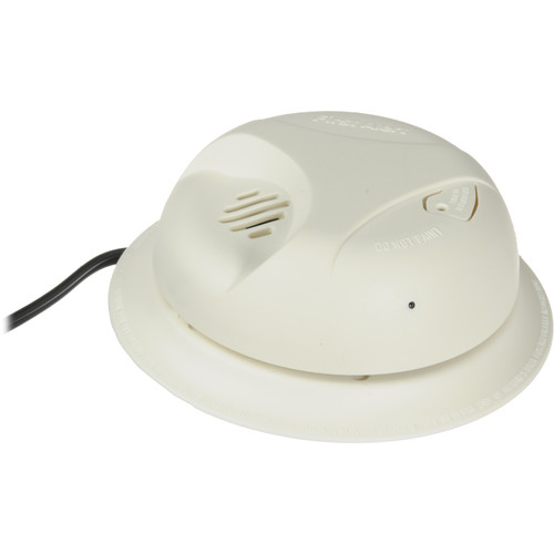 Bolide Technology Group BC1010  Color Smoke Alarm Hidden Video Camera