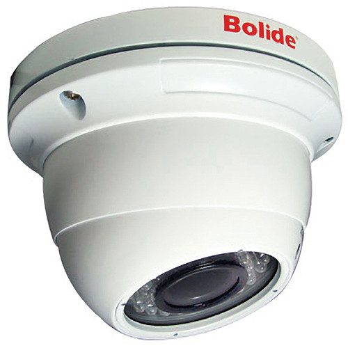 Bolide Technology Group Outdoor Varifocal Armor IR Dome Camera