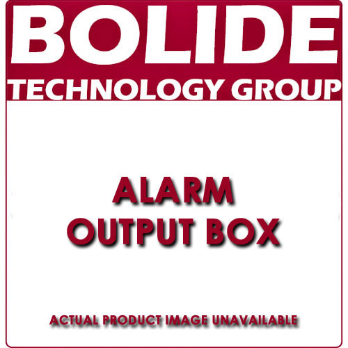 Bolide Technology Group BE-AO16 16-Channel Alarm Output Box