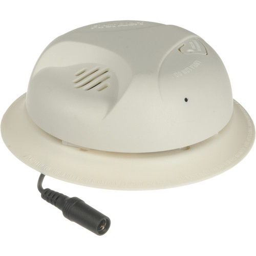 Bolide Technology Group BL1118C Wireless Color Smoke Alarm Hidden Camera