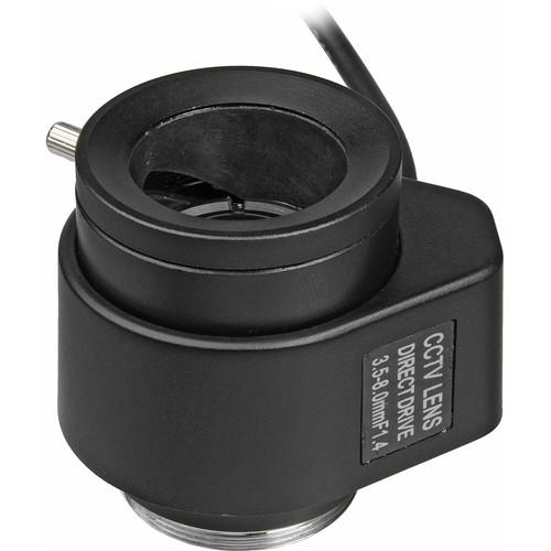 "Bolide Technology Group BP0019-8.0 1/3"" CS Mount 3.5-8mm f/1.4 Auto Iris Varifocal Lens"
