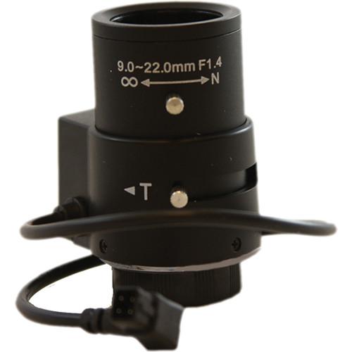 Bolide Technology Group 9-22mm Vari-focal Megapixel Lens