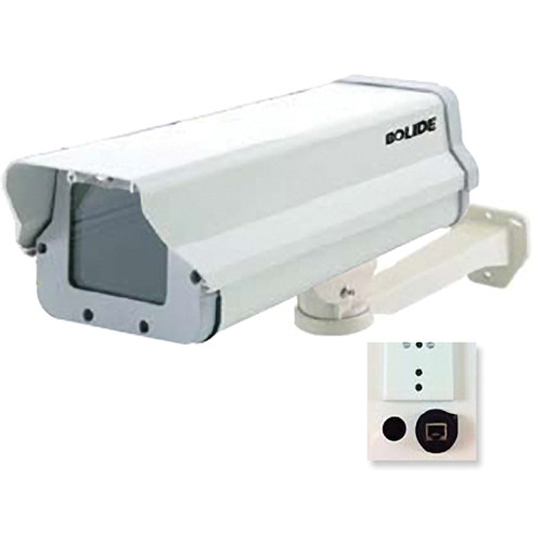 Bolide Technology Group BP0022-POE IP66 Outdoor Housing