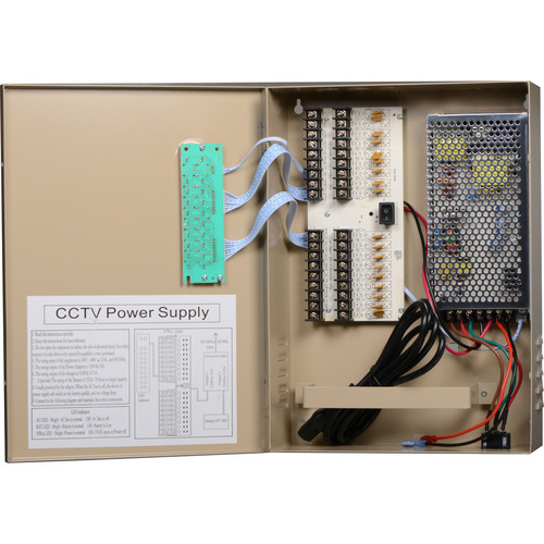 Bolide Technology Group BP0050/18-10 18 Output Power Supply