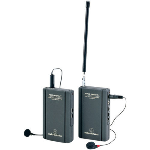 Bolide Technology Group Pro 88W  Wireless Mic VHF Lavalier System