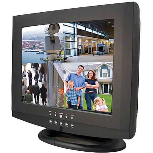 "Bolide Technology Group SVR2008/15LCDM4 All-in-One 15"" LCD - MPEG-4 DVR"