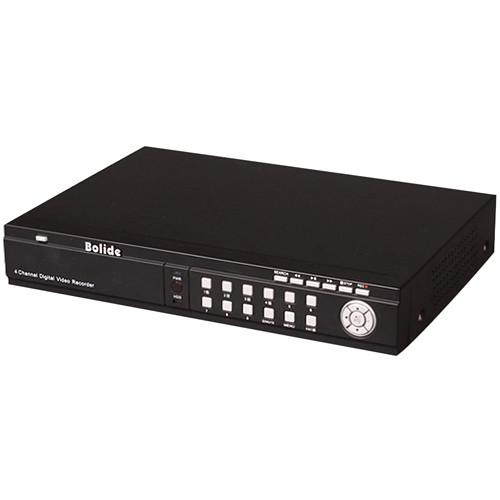 Bolide Technology Group Embedded 4-Channel Cross Platform DVR