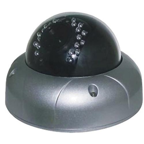 Bolide Technology Group 600TVL High Resolution Vandal-Proof Varifocal IR Dome Camera