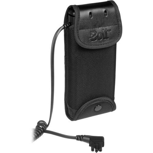 Bolt CBP-N2 Compact Battery Pack f/Nikon SB-900, SB-910 & SB-5000 Flash w/8 AA NiMH Batteries & (2) Chargers