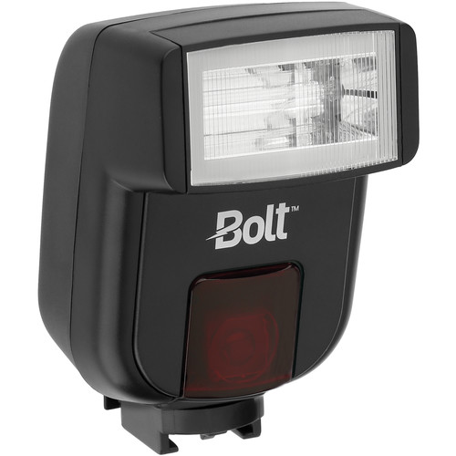 Bolt VS-260S Compact On-Camera Flash for Sony/Minolta Cameras