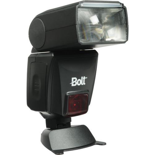 Bolt VS-510S Wireless TTL Shoe Mount Flash for Sony/Minolta Cameras