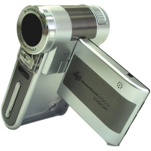 Bonica Snapper 1080P HDDV Digital Media Camcorder w/ Water Resistant Skin