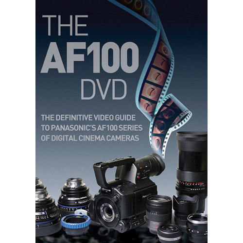 Books DVD: The AF100 DVD