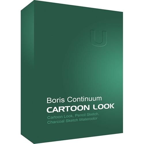 Boris FX Continuum Cartoon Look (Win)