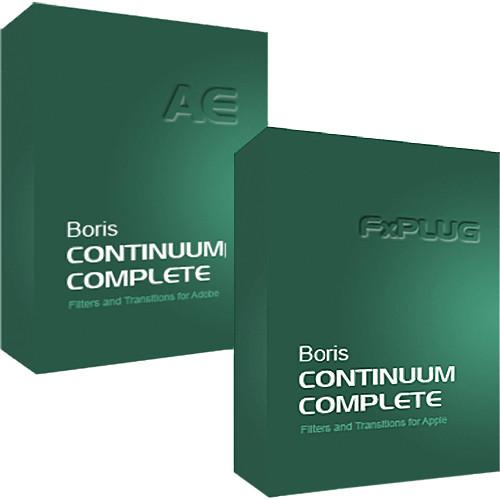 Boris Continuum Complete 7