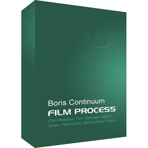 Boris FX Continuum Film Look (Mac)