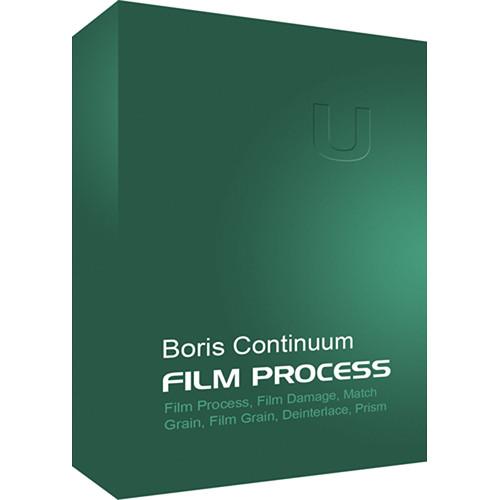 Boris FX Continuum Film Look (Win)