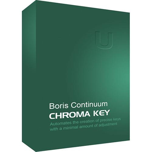 Boris FX Continuum Chroma Key (Mac)