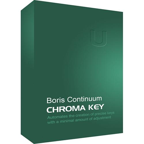 Boris FX Continuum Chroma Key (Win)