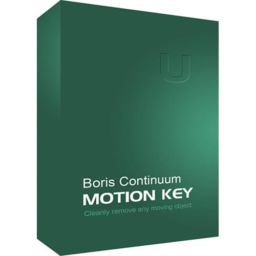 Boris FX Continuum Motion Key (Mac)