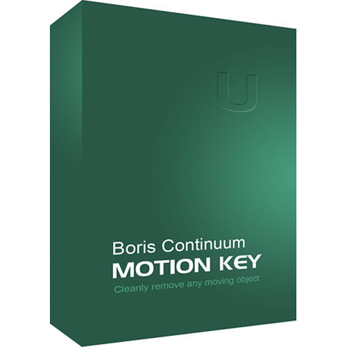 Boris FX Continuum Motion Key (Win)