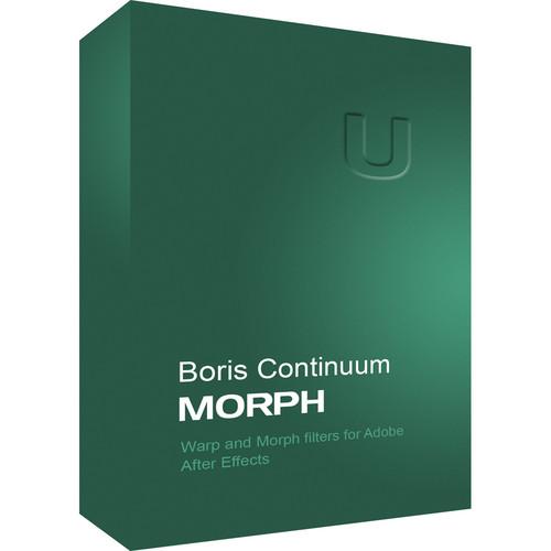 Boris FX Boris Continuum Morph Mac (Download)