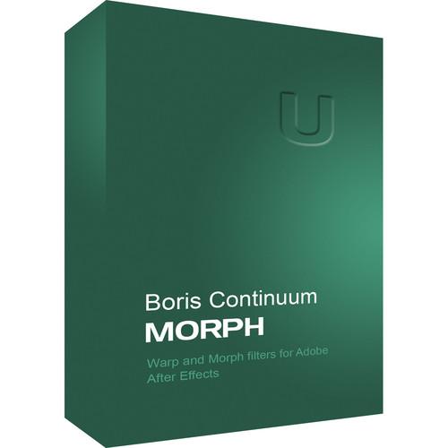 Boris FX Boris Continuum Morph Win (Download)