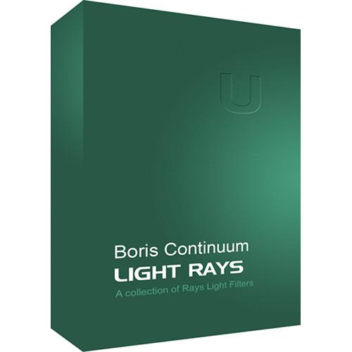 Boris FX Continuum Light Rays (Win)