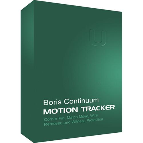 Boris FX Continuum Motion Tracker (Win)