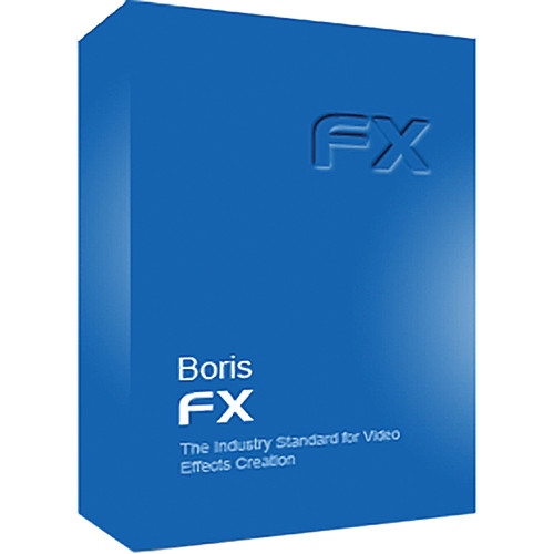 Boris FX Boris FX 9.3 Upgrade (Mac)