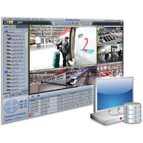 Bosch Recording Station Software
