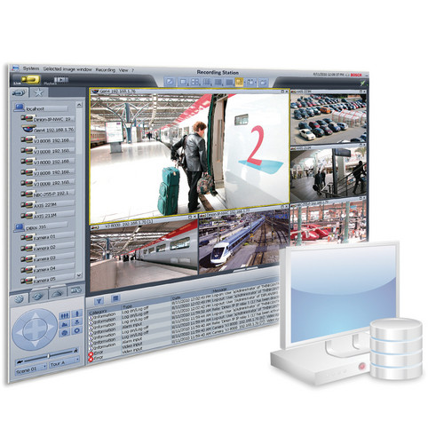 Bosch BRS-DVD-32A Recording Station Software (32 IP Cameras)