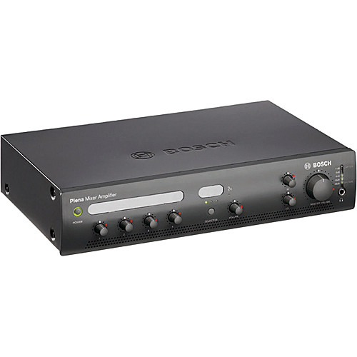 Bosch PLE-1MA060 Plena Mixer Amplifier