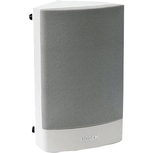 Bosch LB1-CW06-L-US Corner Cabinet Loudspeaker (White)
