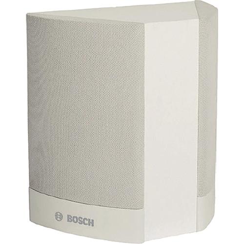 Bosch LB1-BW12-L 12W Bidirectional Cabinet Loudspeaker (White)