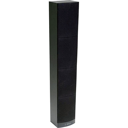 Bosch LA1-UW36-D 36W General-Purpose Column Loudspeaker (Black)