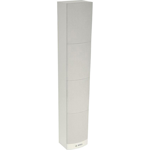 Bosch LA1-UW36-L 36W General-Purpose Column Loudspeaker (White)