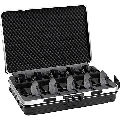 Bosch CCSSC6 Suitcase for 6 Delegate Units & Control Unit