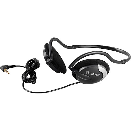 Bosch HDPLWN Lightweight Neckband Headphone