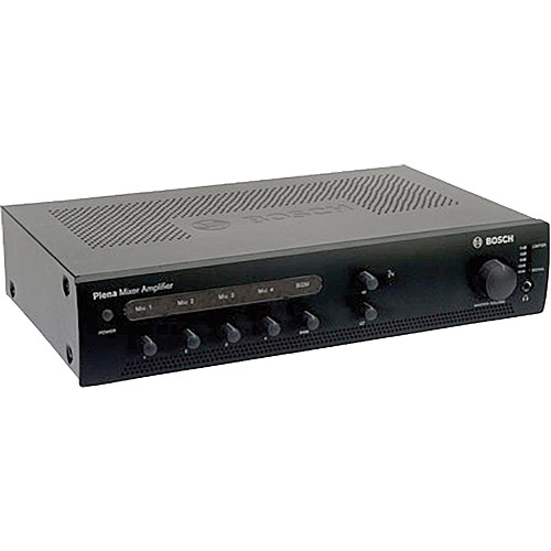 Bosch PLE-1ME240-US Plena Mixer Amplifier
