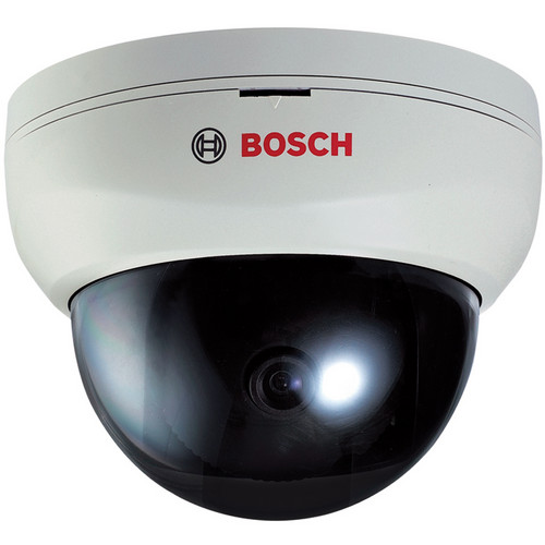Bosch 540 TVL Indoor Day/Night Dome Camera with 3.8mm Fixed Lens