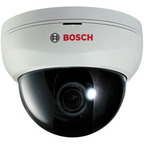 Bosch 540 TVL Indoor Day/Night Dome Camera with 3.8 to 9.5mm Varifocal Lens