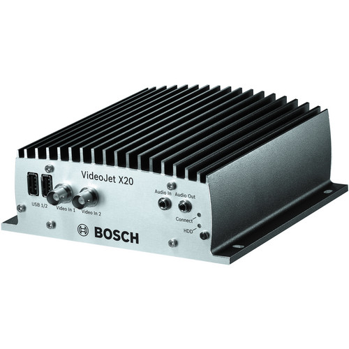 Bosch VideoJet X20 XF E H.264 Video Encoder