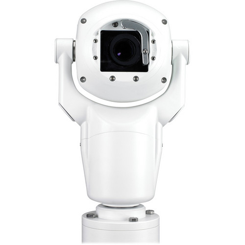 Bosch MIC 550 Outdoor Day/Night PTZ Camera (NTSC, White)