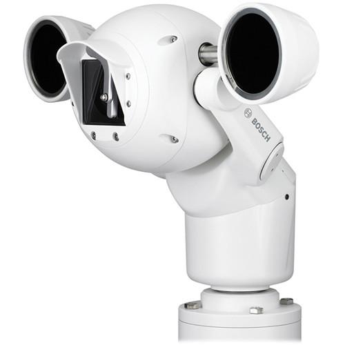 Bosch MIC 550 Outdoor Day/Night Infrared PTZ Camera (NTSC, White)